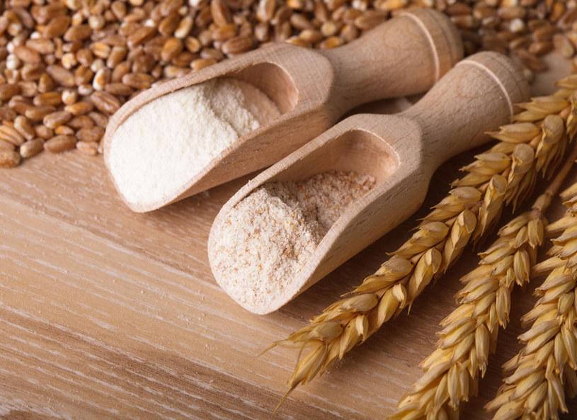 Mąka powstaje podczas rozdrabniania ziaren zbóż /123/RF PICSEL /123RF/PICSEL