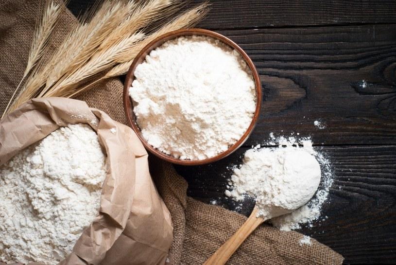 Mąka to pożądany element diety /©123RF/PICSEL