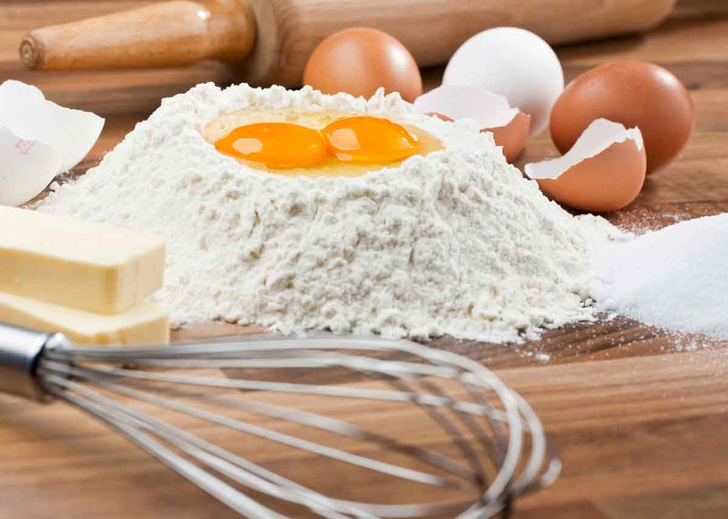 Mąka wpłynie na jakość twoich wypieków /123RF/PICSEL