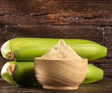 Mąka z zielonych bananów: Właściwości i zastosowania