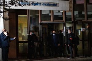 Okrutne morderstwo we Francji: mężczyzna odrąbał głowę innemu
