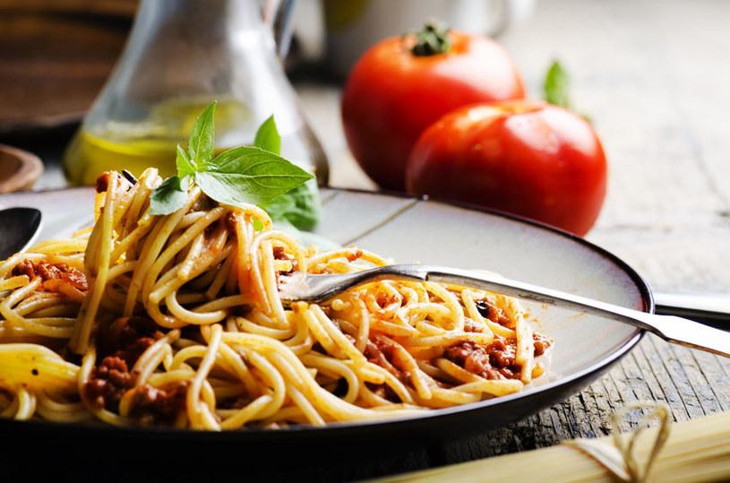 Makaron spaghetti /©123RF/PICSEL