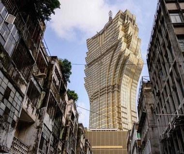 Makau azjatycka stolica hazardu