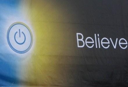 make.belive - nowe hasło firmy Sony. Na tegorocznej IFA wiele firm zaprezentuje nowe oblicze /INTERIA.PL