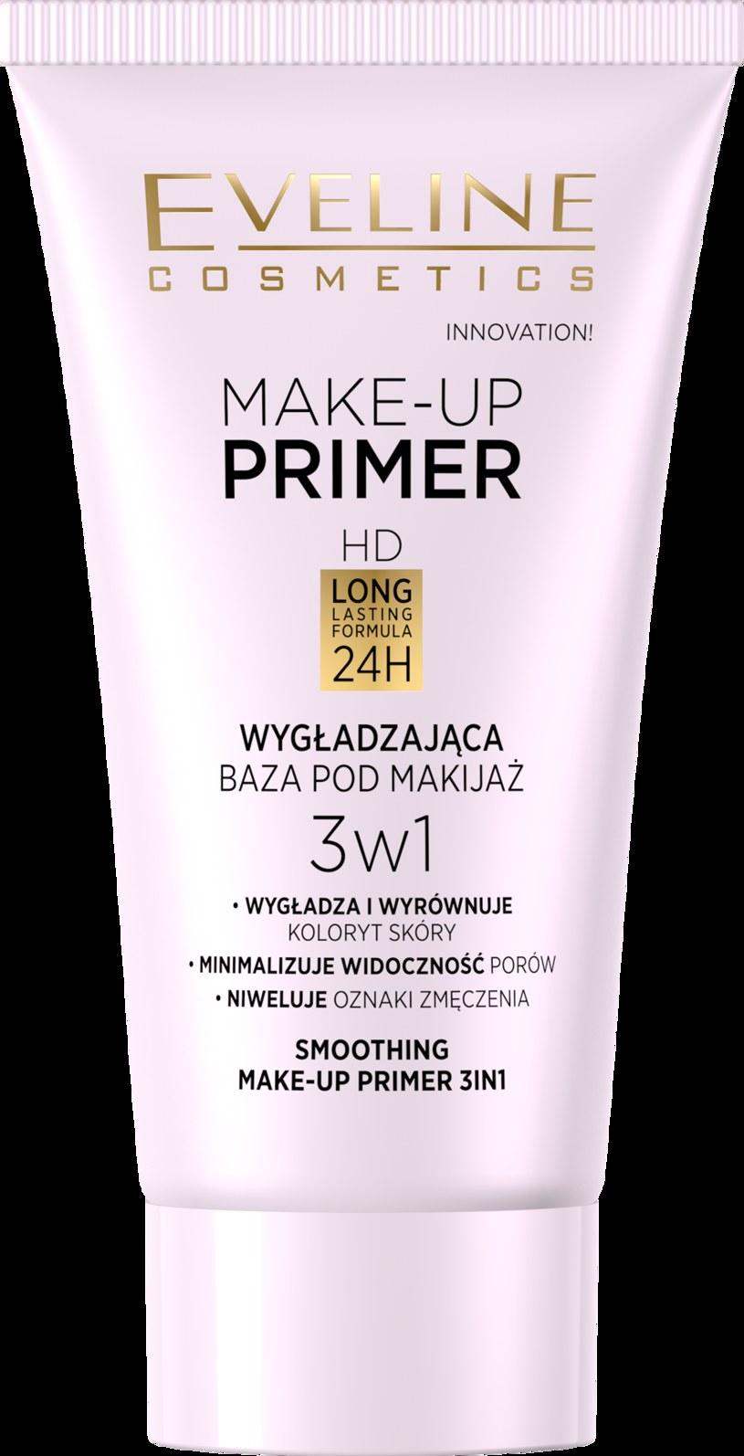 Make-up primer wygładzająca baza pod makijaż 3w1 /INTERIA/materiały prasowe