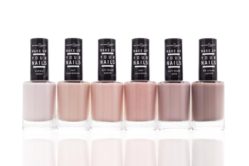 Make Up Your Nails by Sense & Body /materiały prasowe
