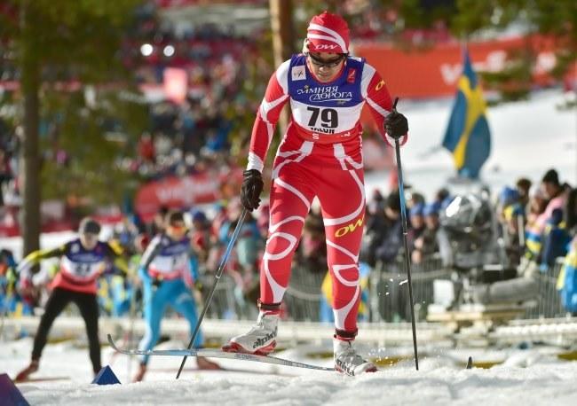 Makeleta Stephan pokonała 1,4 km w prawie... 11 minut /PAP/EPA
