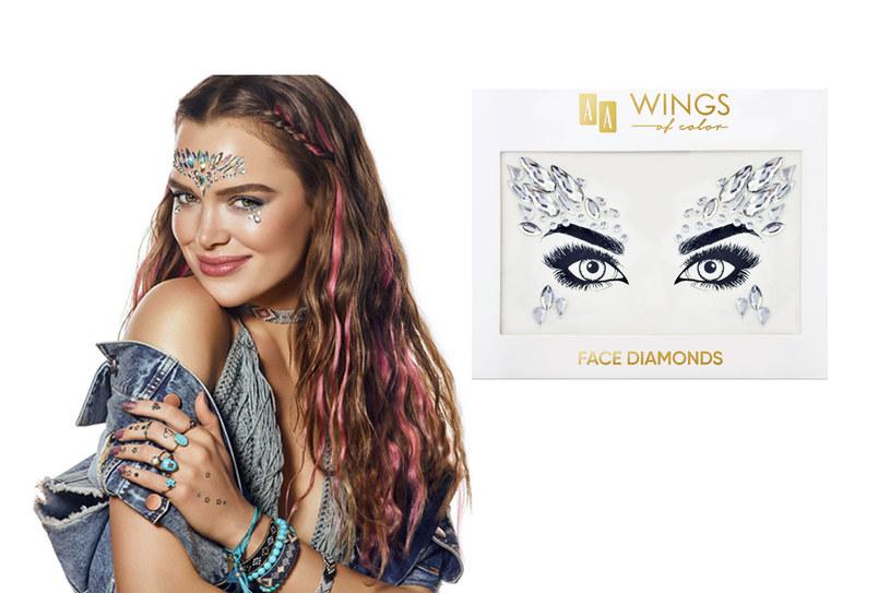 Makijaż festiwalowy AA Wings of Color /materiały prasowe