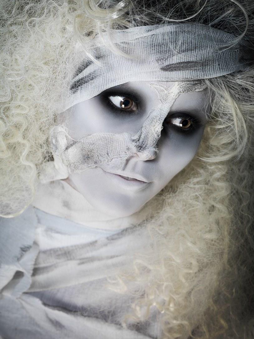 makijaz na halloween /© Photogenica