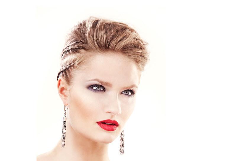 Makijaż Provoke Grey Glamour /materiały prasowe