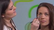 Makijaż rozświetlający oczy