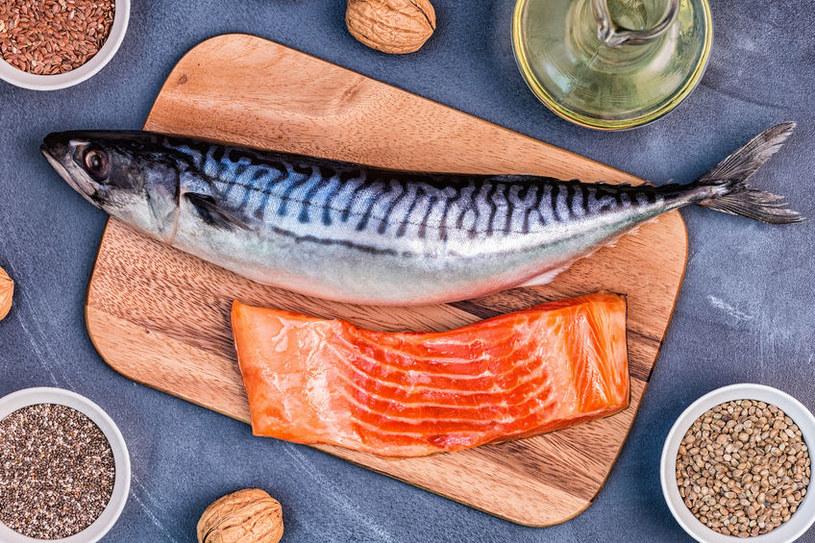 Makrela i filet z łososia /©123RF/PICSEL