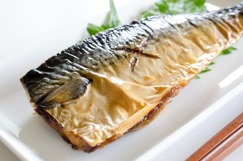 Makrela to bogate źródło witaminy B12 /123RF/PICSEL