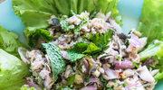 Makrelowa sałatka