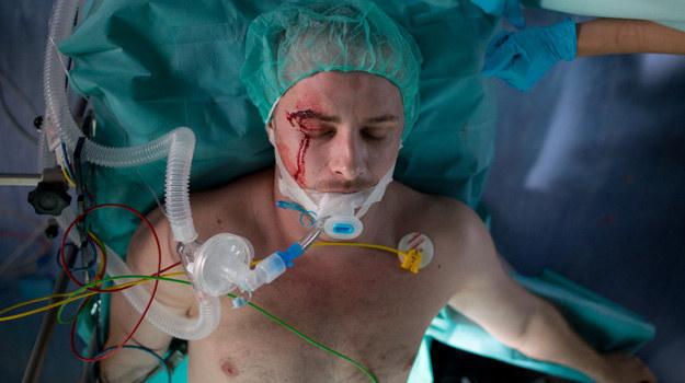 Maks będzie walczył o życie w toruńskim szpitalu! /x-news/ Piotr Litwic /TVN