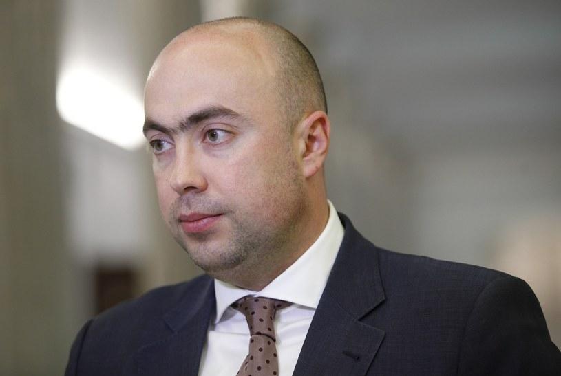 Maks Kraczkowski, wiceprezes PKO BP /STEFAN MASZEWSKI/REPORTER /Agencja SE/East News