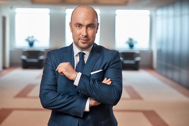 Maks Kraczkowski, wiceprezes PKO BP /Informacja prasowa