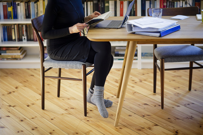 Maksymalnie pracownicy zdalni będą mogli odciągnąć od podatku 600 euro rocznie /Thomas Trutschel/Photothek /Getty Images