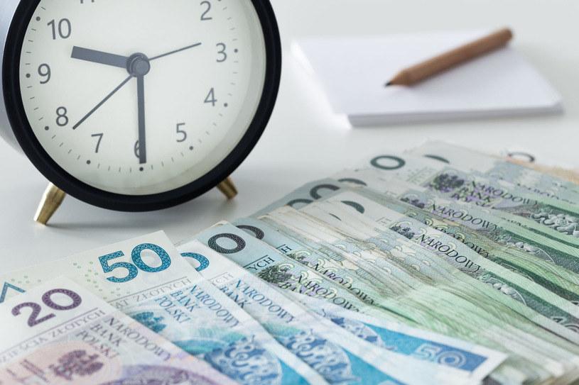 Maksymalny okres finansowania kapitału obrotowego wynosi 3 miesiące /123RF/PICSEL