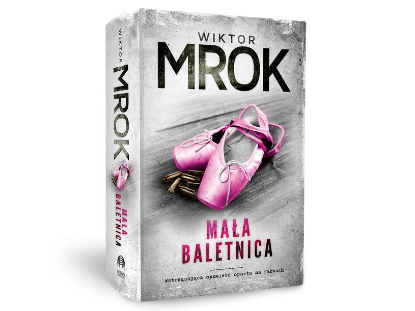 """""""Mała baletnica"""" ukazuje się w Polsce nakładem wydawnictwa Initium /materiały prasowe"""