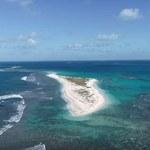 Mała hawajska wyspa zatopiona przez huragan
