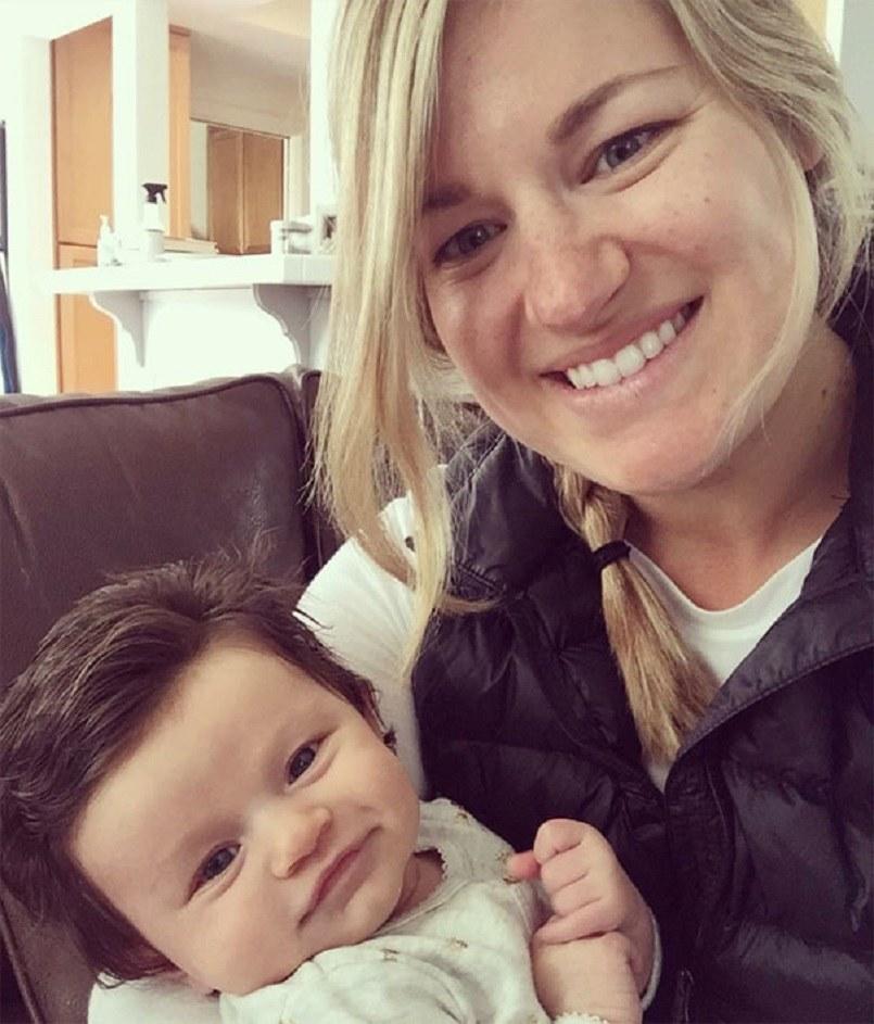 Mała Isabelle razem z mamą /David Kaplan /BoredPanda