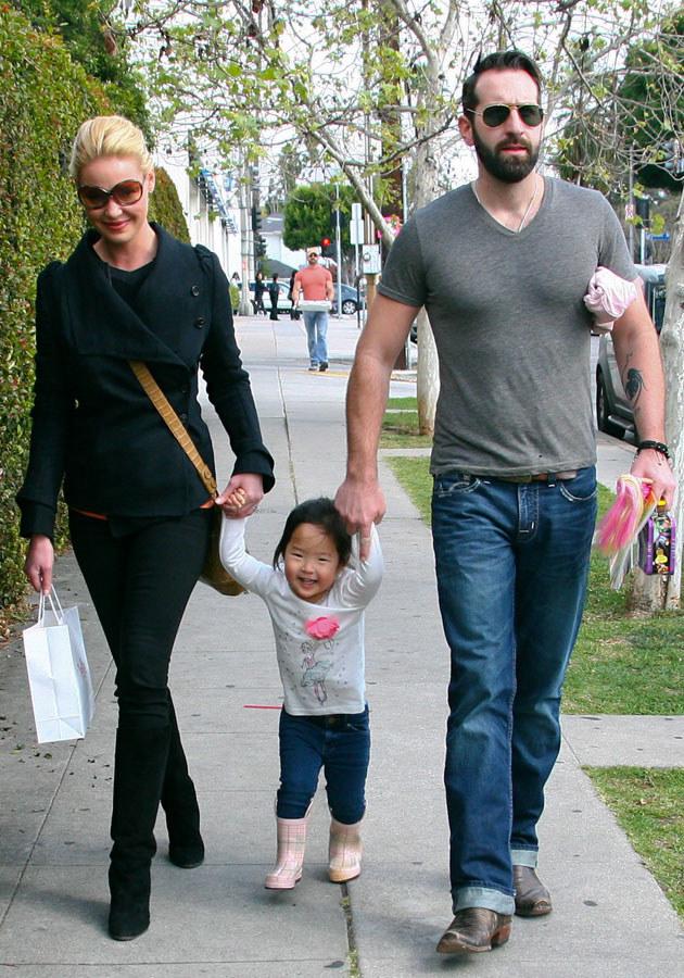 Mała Naleigh jest dla swoich rodziców źródłem wielkiej radości. /Splashnews