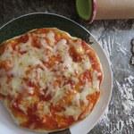 Mała pizza pita