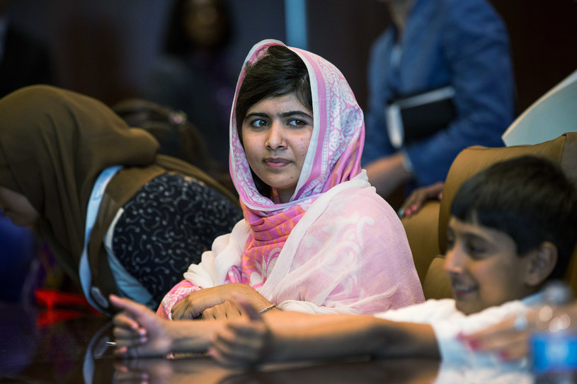 Malala miała 15 lat, gdy została postrzelona /AFP