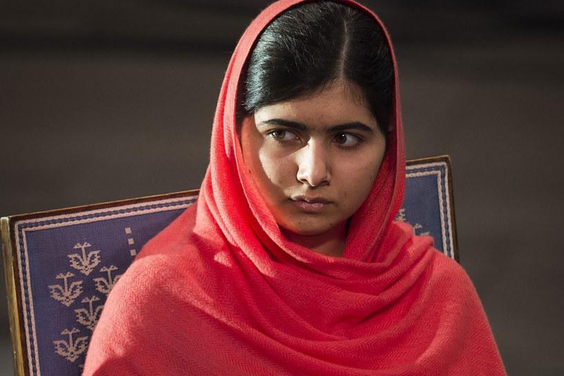 Malala Yousafzai nazywana jest najodważniejszym dzieckiem świata /East News