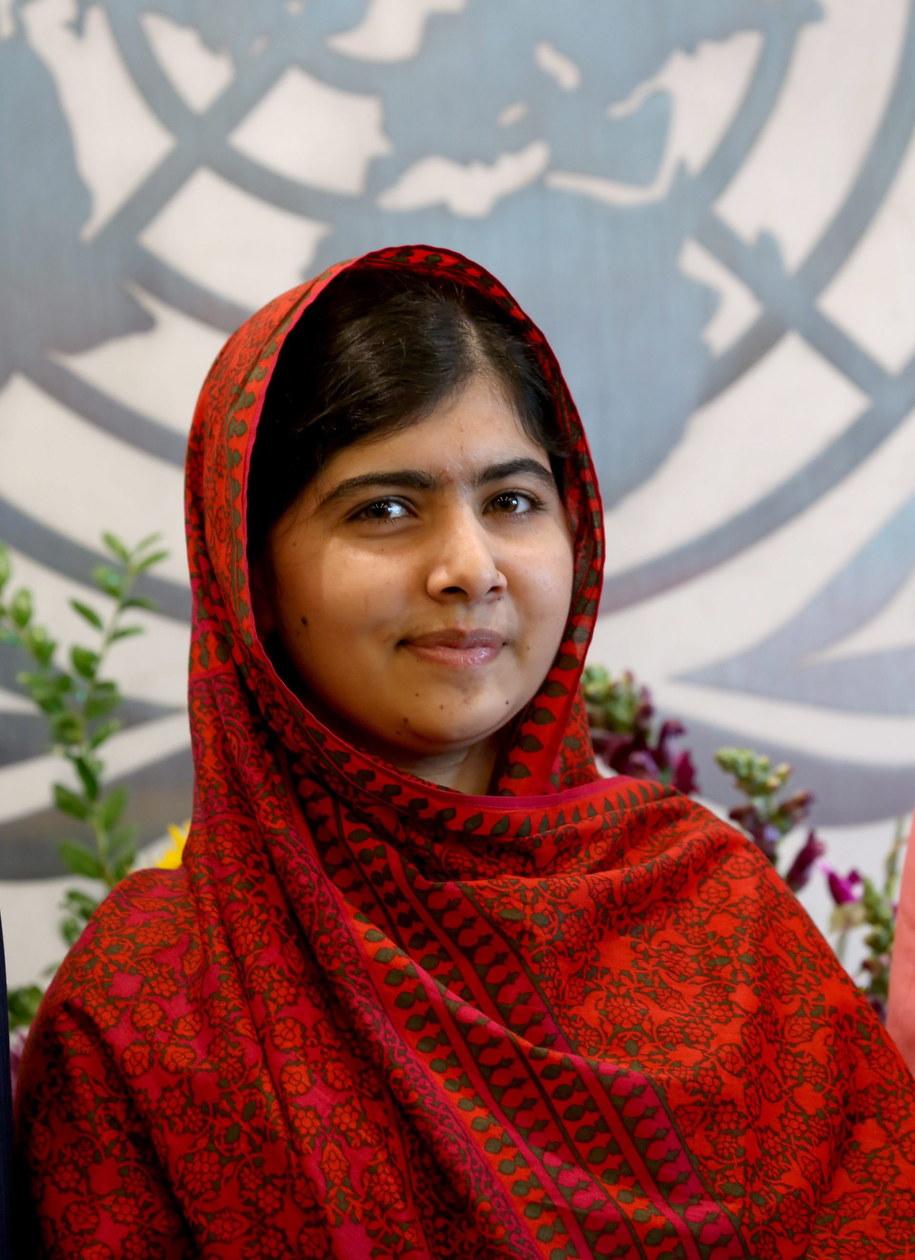 Malala Yousafzai /ANDREW GOMBERT /PAP/EPA