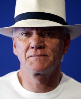 Malcolm McDowell /AFP