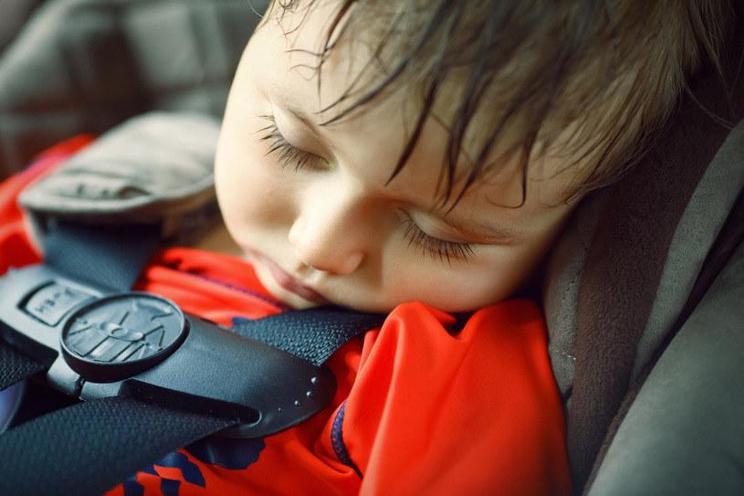 Małe dzieci wyjątkowo źle znoszą zbyt wysokie temperatury /123RF/PICSEL