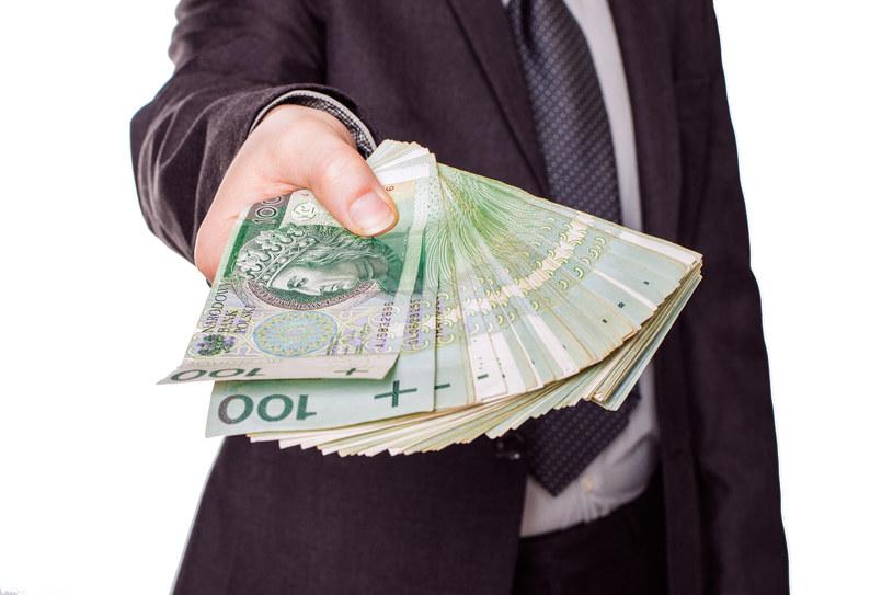 Małe firmy coraz mniej pożyczają w bankach /123RF/PICSEL