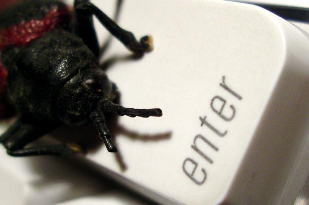 Małe firmy są narażone na ataki hakerów - nie zdają sobie z tego sprawy   fot. Ines Teijeiro /stock.xchng
