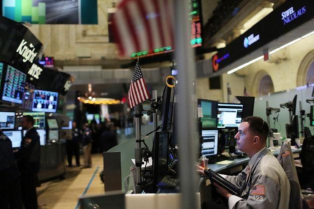 Małe zmiany na giełdach w USA /AFP