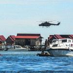 Malezja: Zatonęła łódź z nielegalnymi imigrantami