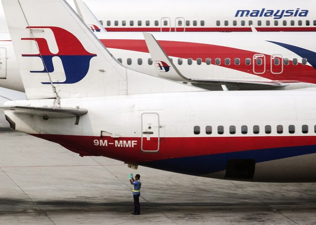 Malezyjskie tanie linie lotnicze AirAsia przeprosiły za niestosowną publikację /AZHAR RAHIM /PAP/EPA