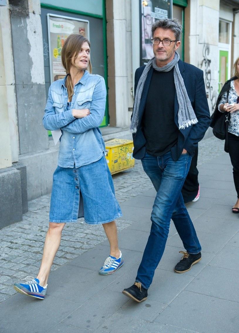 Małgorzata Bela i Paweł Pawlikowski /Bartosz Krupa /East News