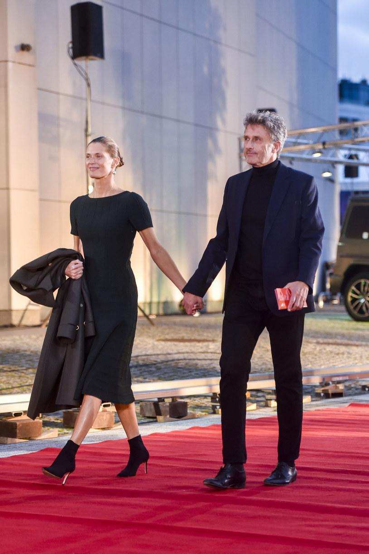 Małgorzata Bela i Paweł Pawlikowski /Jacek Kurnikowski /AKPA