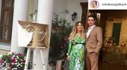 Małgorzata Borysewicz poszła na wesele bez szpilek