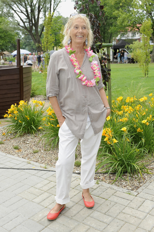 Małgorzata Braunek, 2012 rok / Mieszko Piętka /AKPA