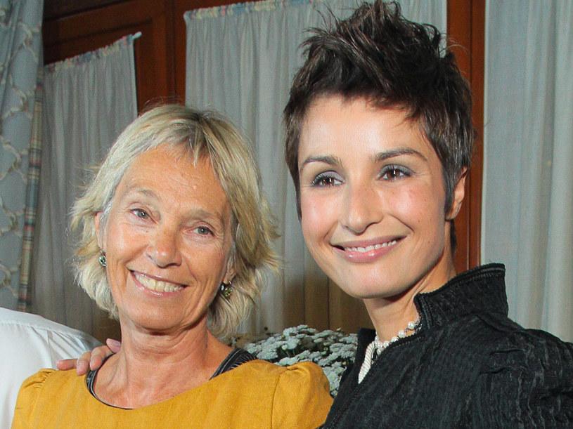 Małgorzata Braunek i Joanna Brodzik /Pawe Przybyszewski /MWMedia