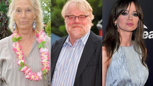 Małgorzata Braunek, Philip Seymour Hoffman, Anna Przybylska - w 2014 roku pożegnaliśmy wiele gwiazd /AKPA