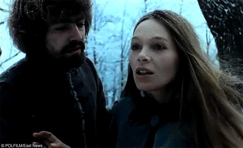 Małgorzata Braunek w filmie Żuławskiego /- /East News