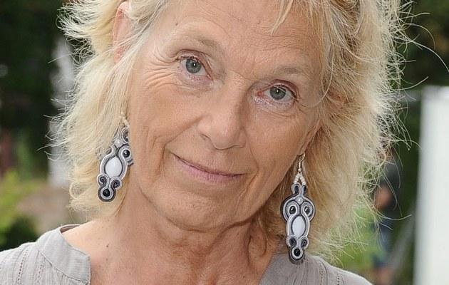 Małgorzata Braunek /- /MWMedia