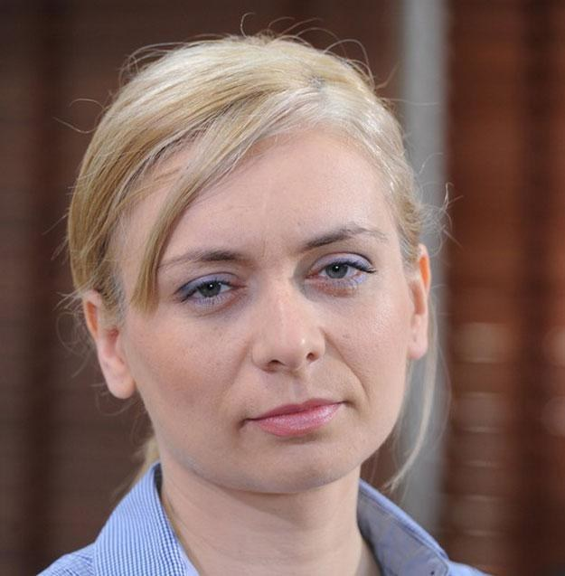 Małgorzata Cieloch, rzecznik UOKIK. Fot. PIOTR BLAWICKI /Agencja SE/East News