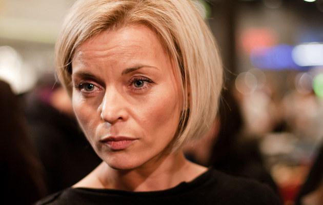 Małgorzata Foremniak, fot.Michał Tuliński  /Agencja FORUM