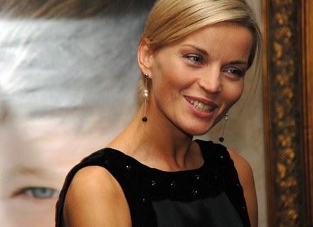 Małgorzata Foremniak/fot. Robert Mordal /MWMedia
