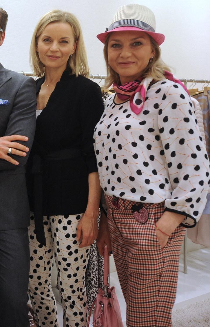 Małgorzata Foremniak i Edyta Olszówka /Sławomir Seidler /East News